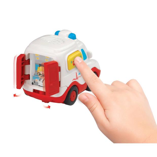 Vtech Toet Toet Auto's Amir Ambulance