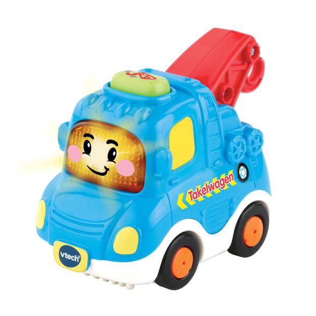 Vtech Toet Toet Auto's Tygo Takelwagen