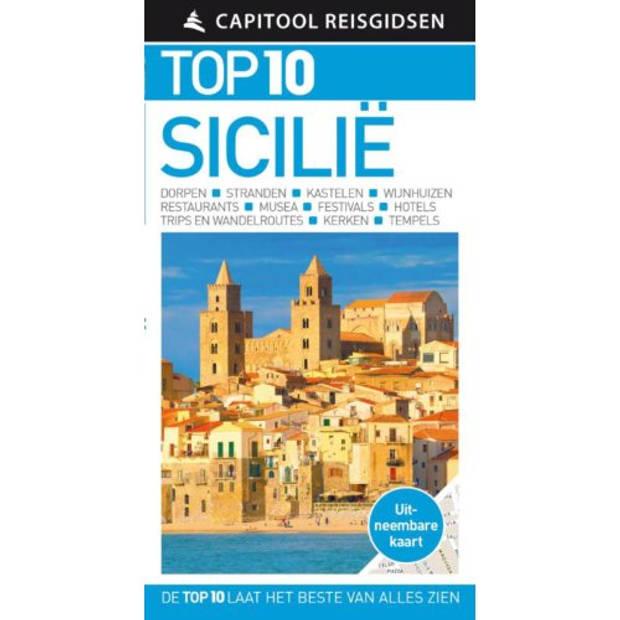 Sicilië - Capitool Reisgidsen Top 10
