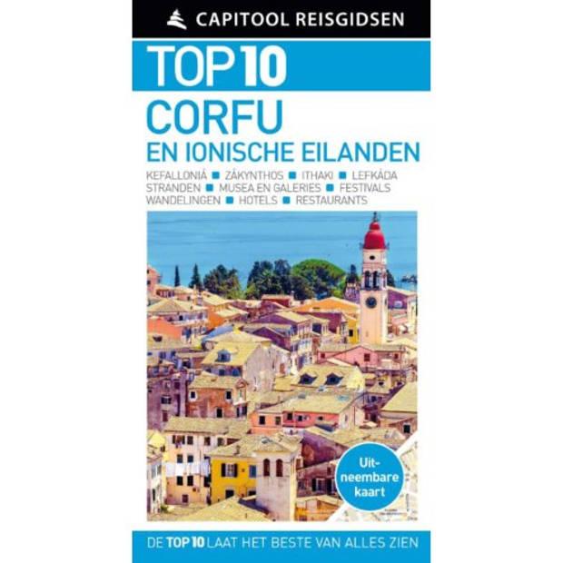 Corfu En De Ionische Eilanden - Capitool
