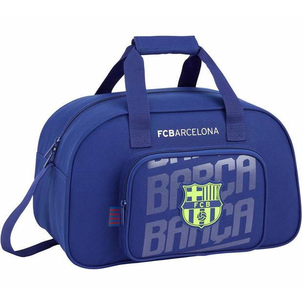 FC Barcelona - Sporttas - 40 cm - Blauw