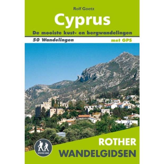 Cyprus - Rother Wandelgidsen