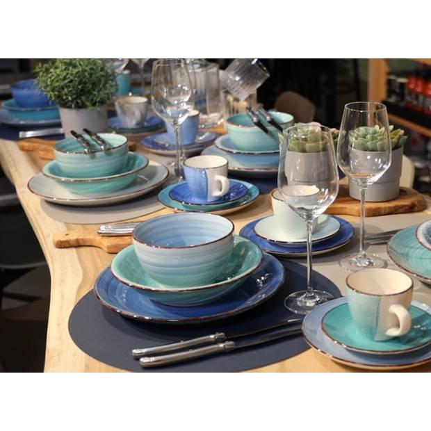 Studio Tavola Serviesset Ocean Blue 18-Delig