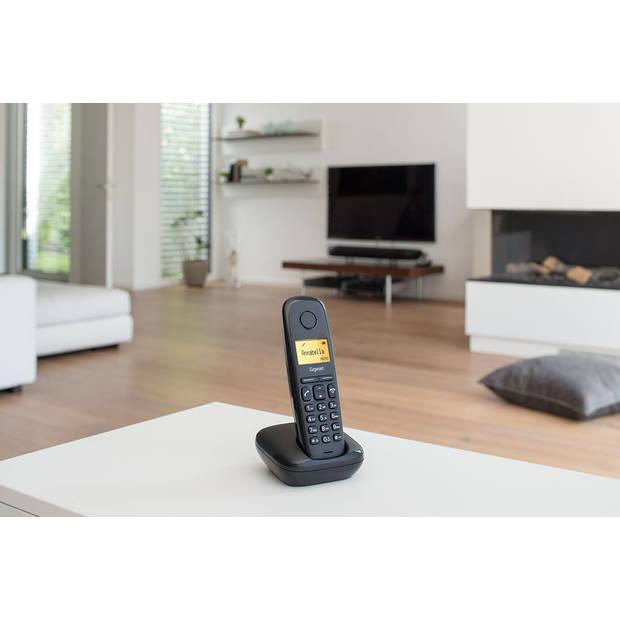 Gigaset huistelefoon Duo met antwoord apparaat - A170A