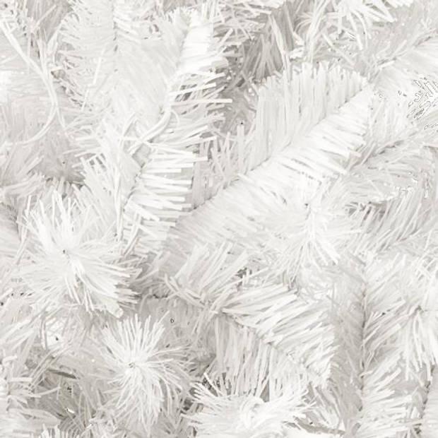 Witte kerstboom Excellent Trees® Stavanger White 210 cm - Luxe uitvoering