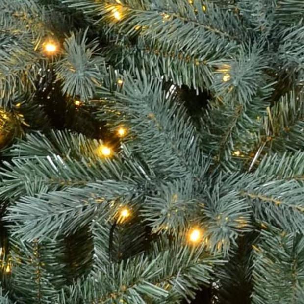 Kerstboom Excellent Trees® LED Uppsala 120 cm met verlichting - Luxe uitvoering - 160 Lampjes