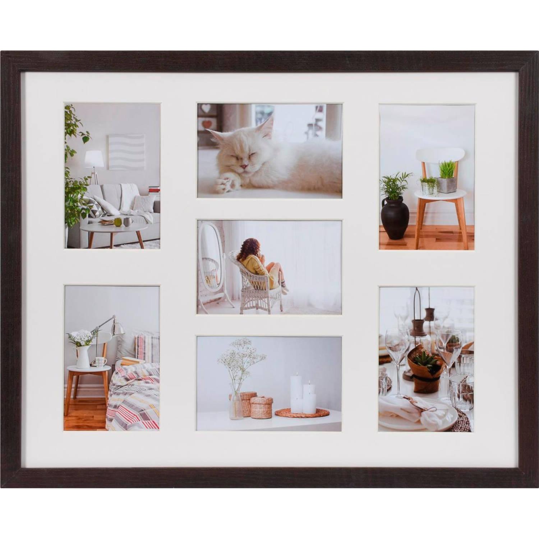 Henzo fotolijst Gallery - 40x50 cm - bruin