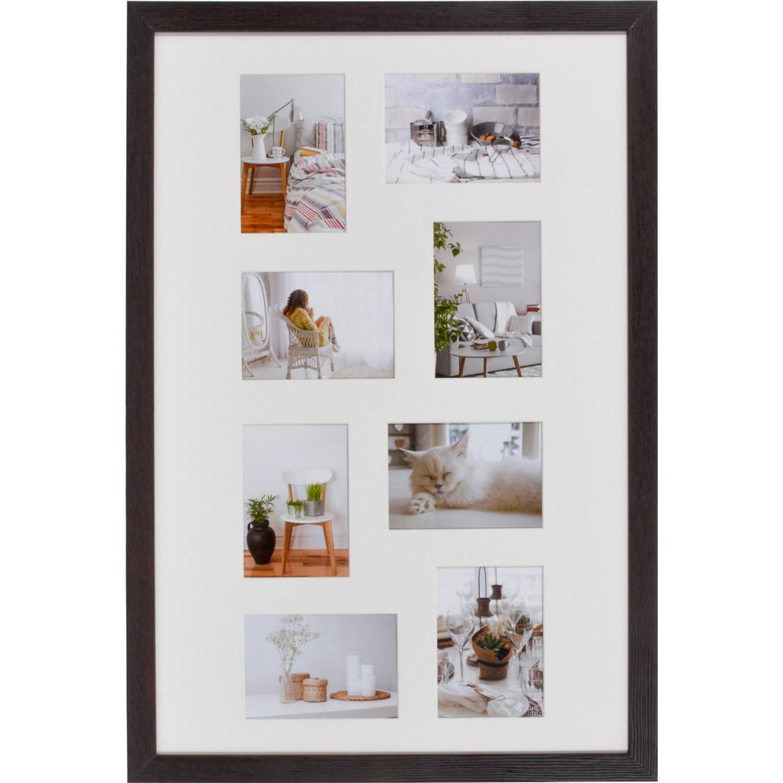 Henzo fotolijst Gallery - 50x75 cm - bruin