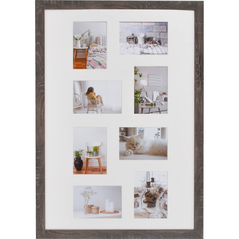 Henzo fotolijst Gallery - 50x75 cm - grijs