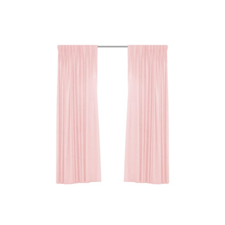 Blackout Verduisterend Gordijn Larson Haken Soft Pink 300x250