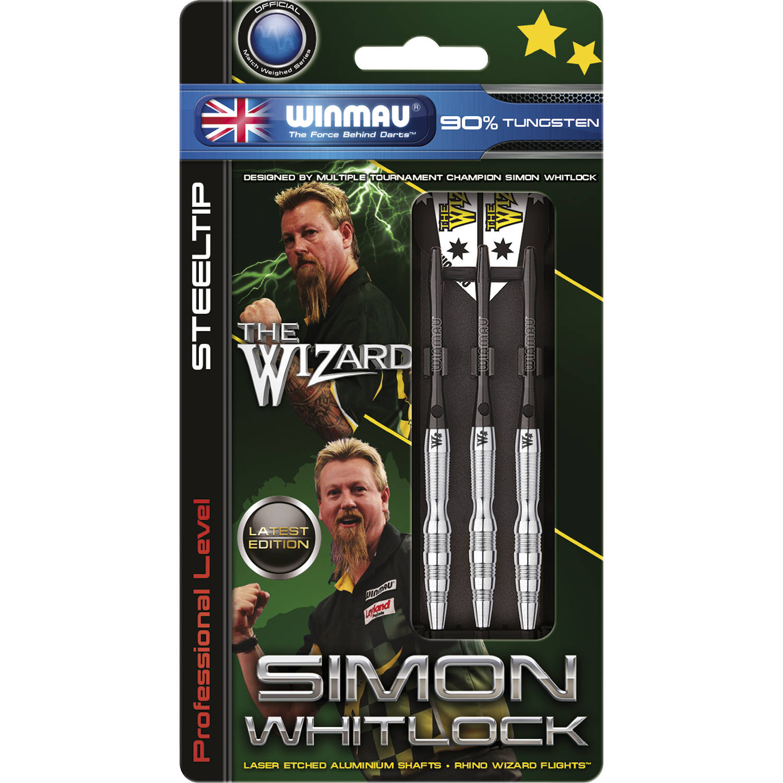 Korting Winmau Simon Whitlock Steeltip Dartpijlen 22gr