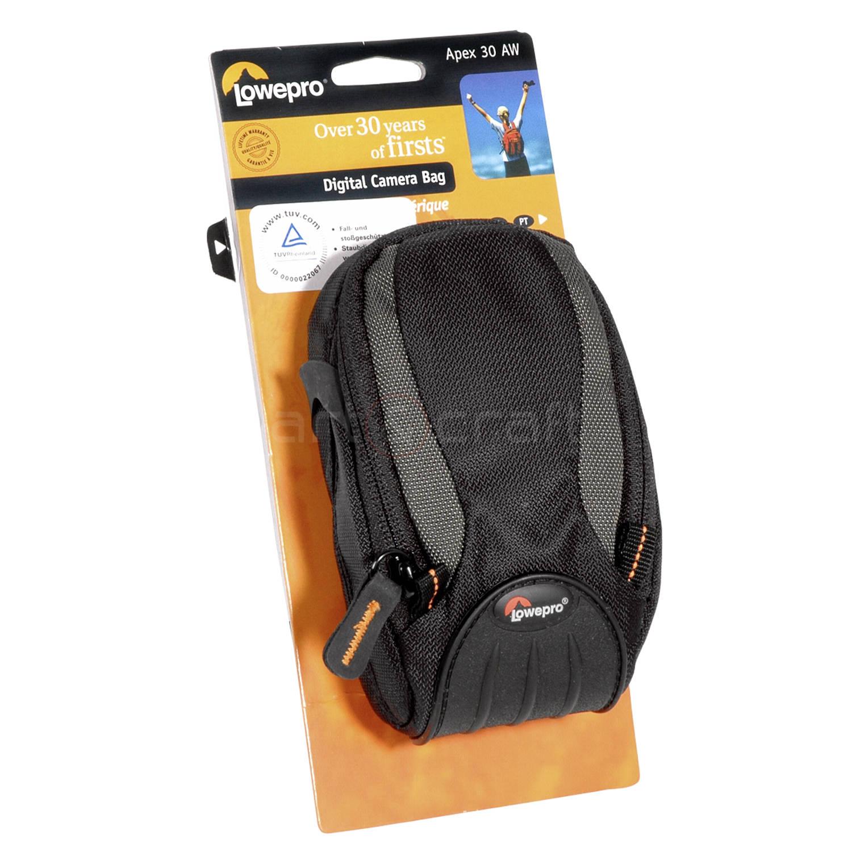 Lowepro Apex 30 Aw Digital Pouch Black