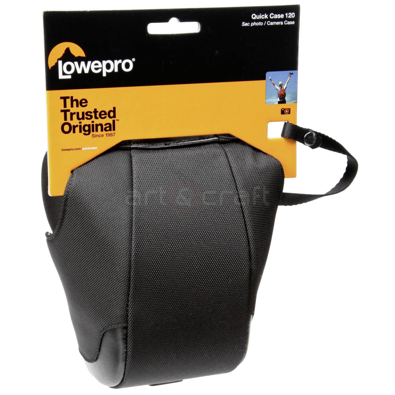 Lowepro Quick Case 120 zwart