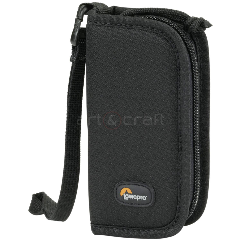 Lowepro S&F Memory Wallet 20 (Black)