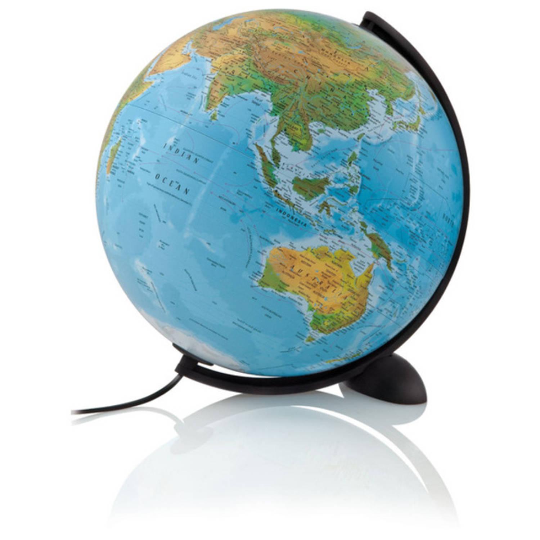 Globe Ellipse B nederlandstalig