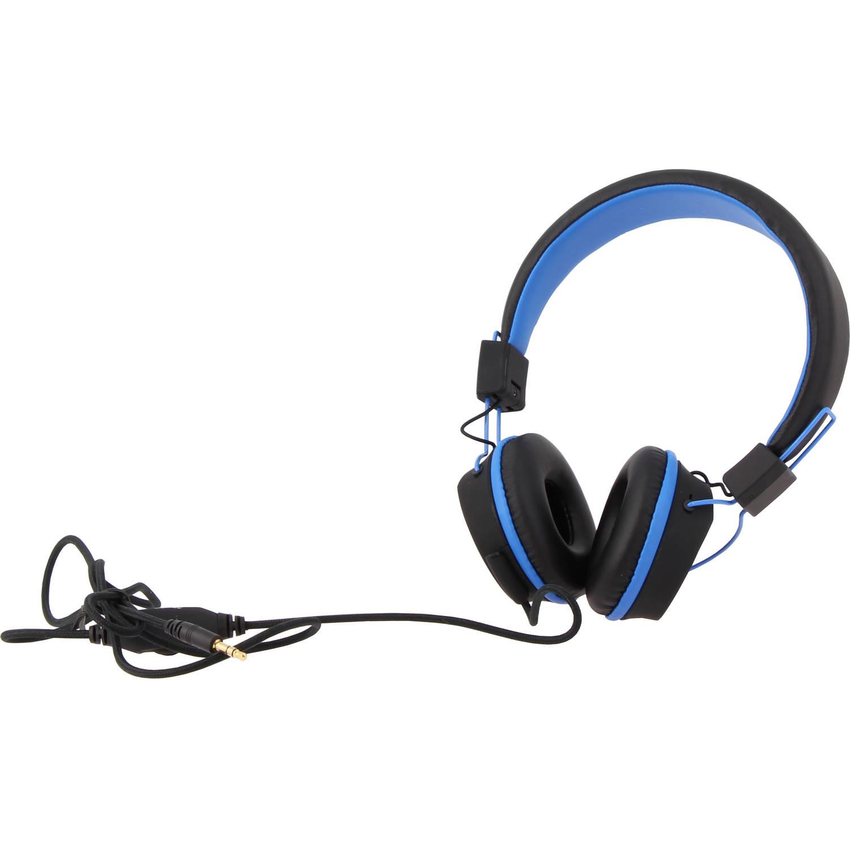 Kurio koptelefoon voor kinderen - blauw
