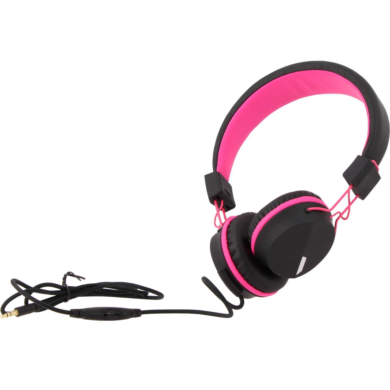 Kurio koptelefoon voor kinderen - roze