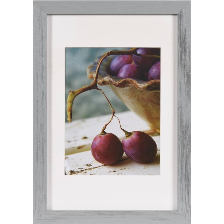 Henzo Deco - Fotolijst - Fotomaat 20x30 cm - Grijs