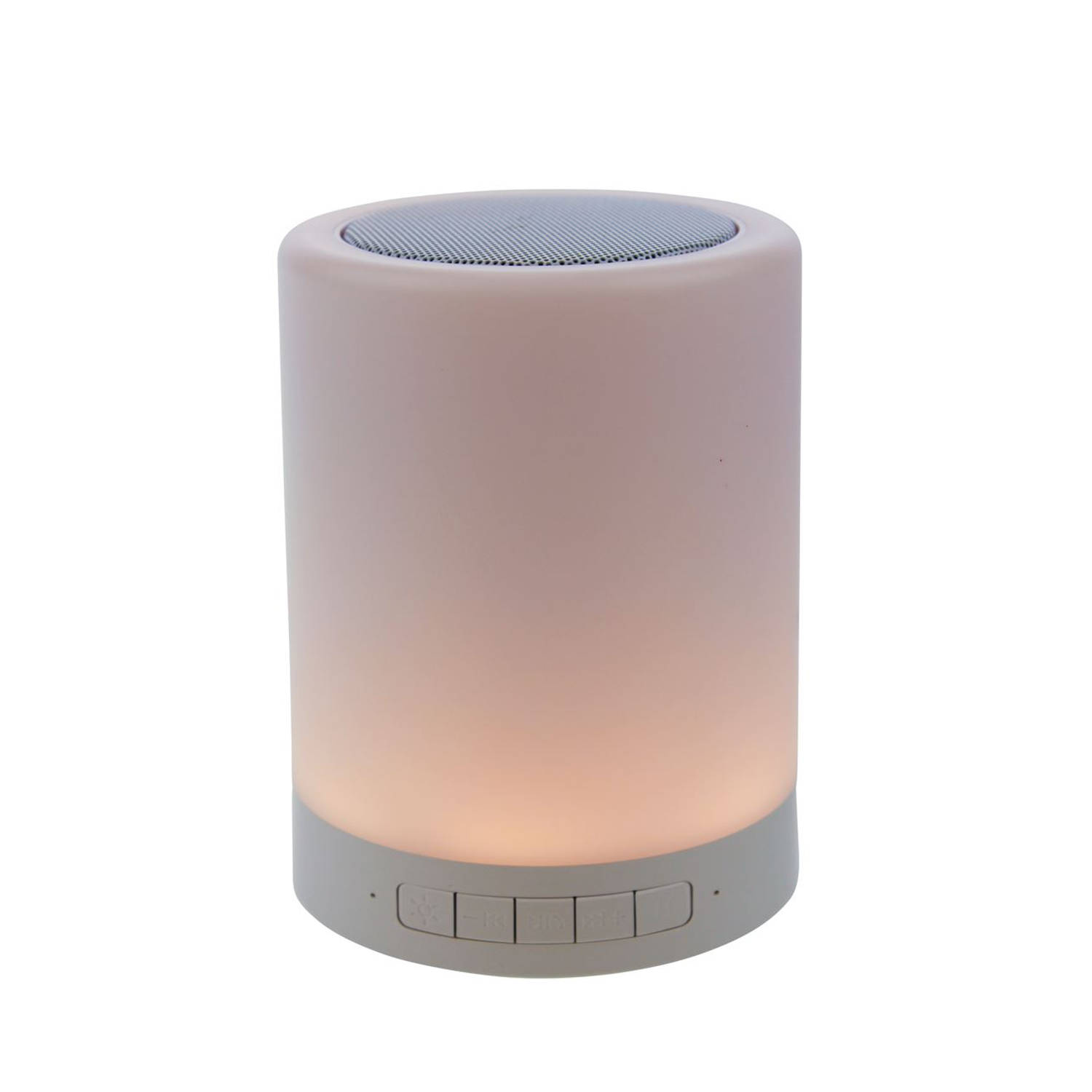 Moodlight Bluetooth Speaker met RGB LED Verlichting