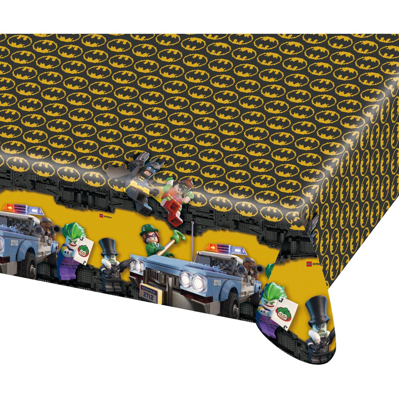 Afbeelding van Amscan tafelkleed LEGO Batman 120 x 180 cm