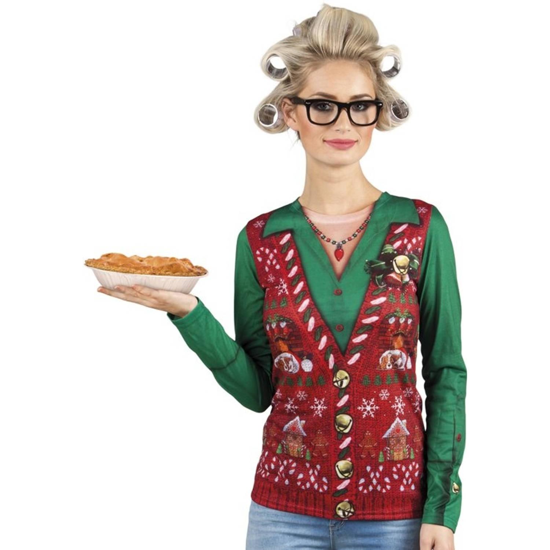 Kersttrui Maat M.Boland Kersttrui Corny Christmas Dames Maat M Blokker