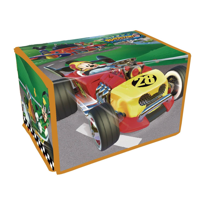 Disney Mickey Mouse opbergbox en speelmat 29L / 100 x 38 cm
