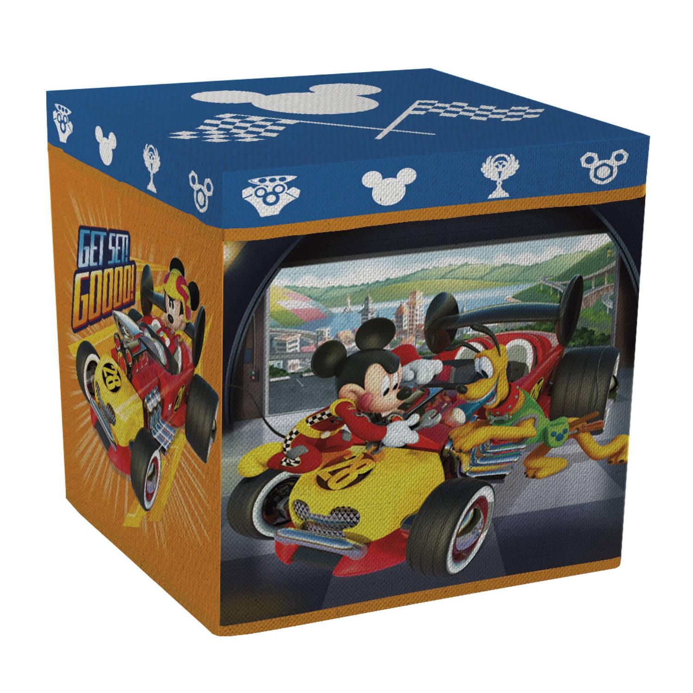 Disney Mickey Mouse en Goofy opbergbox 30 x 30 x 30 cm