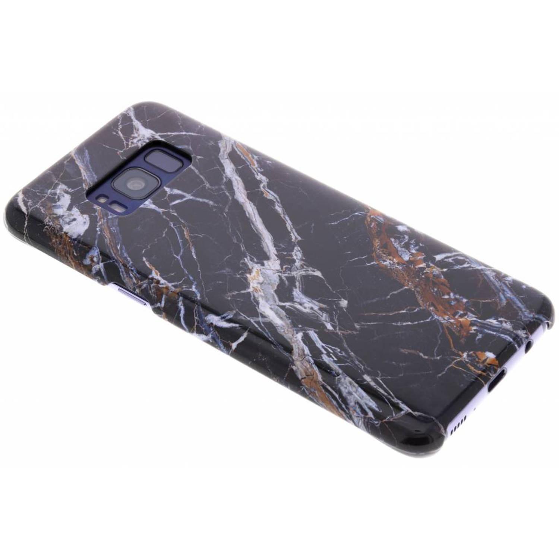Black Marble Passion Hard Case voor de Samsung Galaxy S8