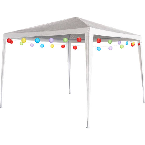 Royal Patio partytent - wit