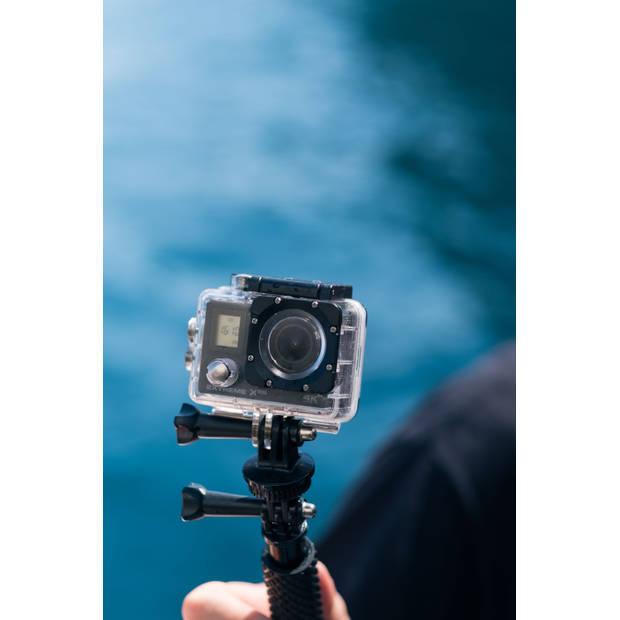 VIZU Extreme X8S - Wi-Fi 4K action camera
