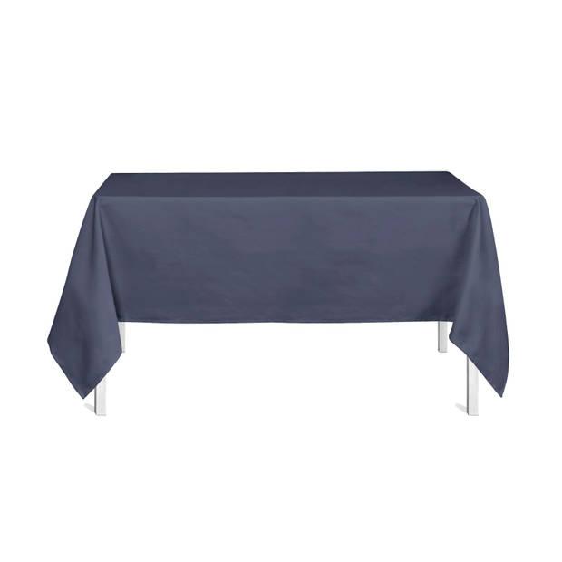Today Tafelkleed Donkerblauw - 240 x 140cm