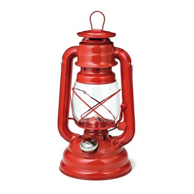 Boomex olielamp 24,5 cm rood