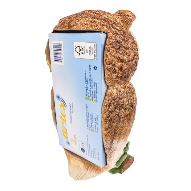 Rotary Hero Uil Tissue box Houder
