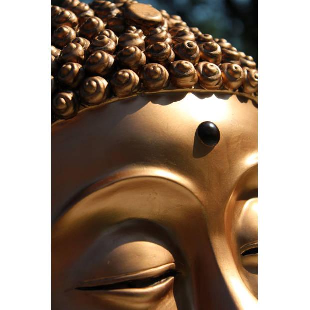 Rotary Hero Boeddha Tissue box Houder - Brons