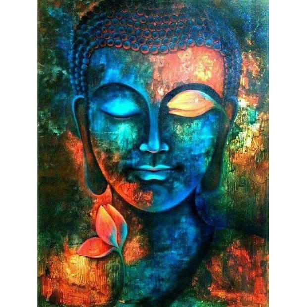 Diamond painting - Boedha - 45 x 60 cm