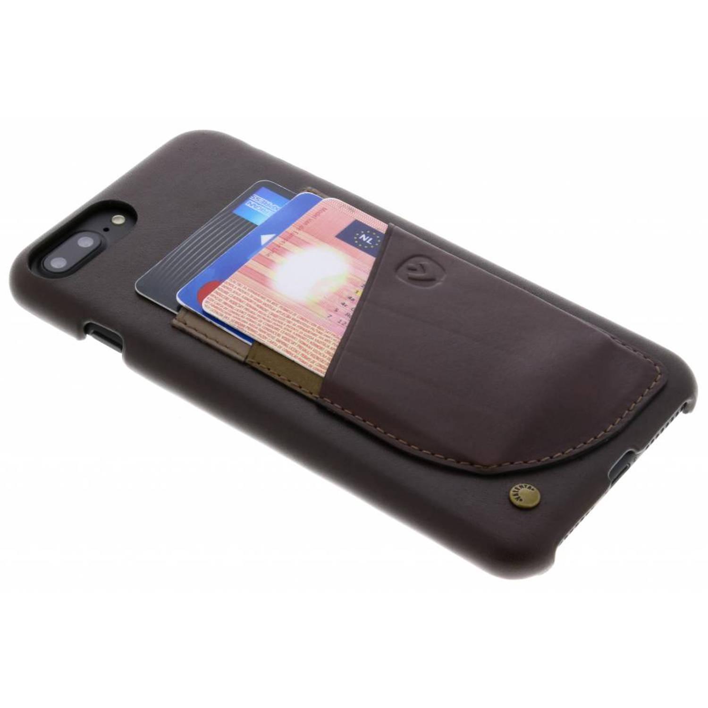 Bruine Back Cover Supreme voor de iPhone 8 Plus / 7 Plus