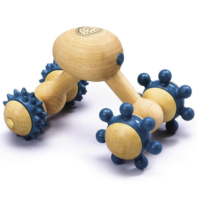 Sissel Massageroller Fit-Roller Ergo Roll 13x9x10 cm SIS-161.021