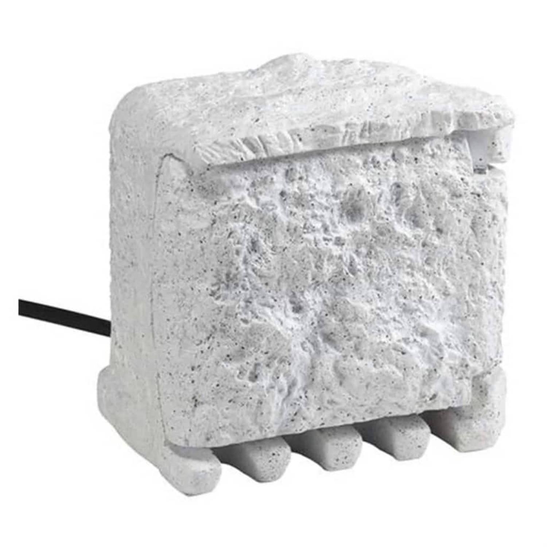 Ubbink Buitenstekker decoratief steen look 1354108