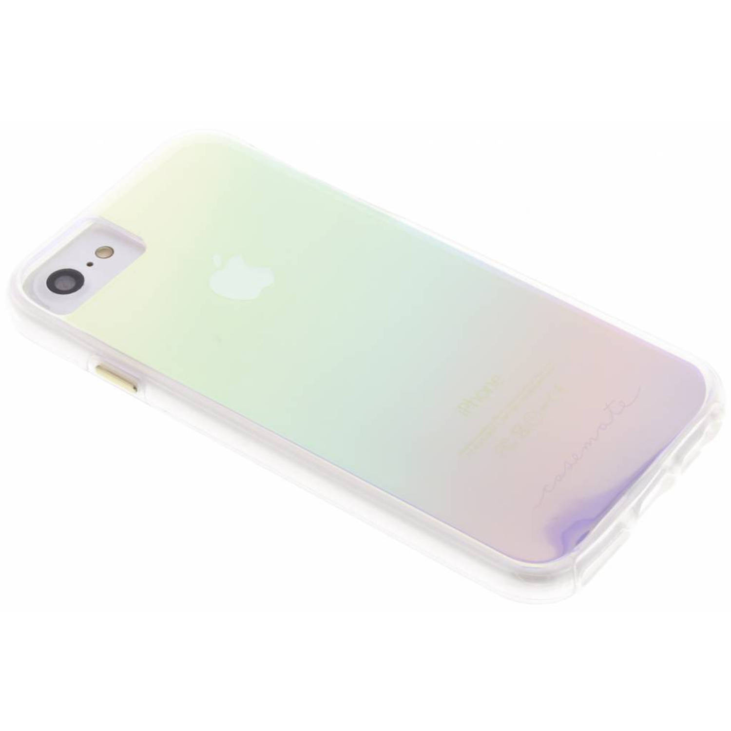 Iridescent Naked Tough Case voor de iPhone 8 / 7 / 6s / 6