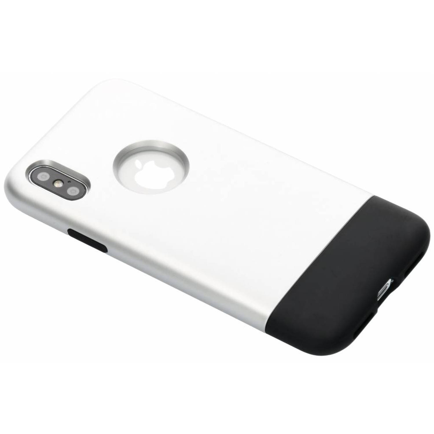 Zilveren Classic One™ Case voor de iPhone X