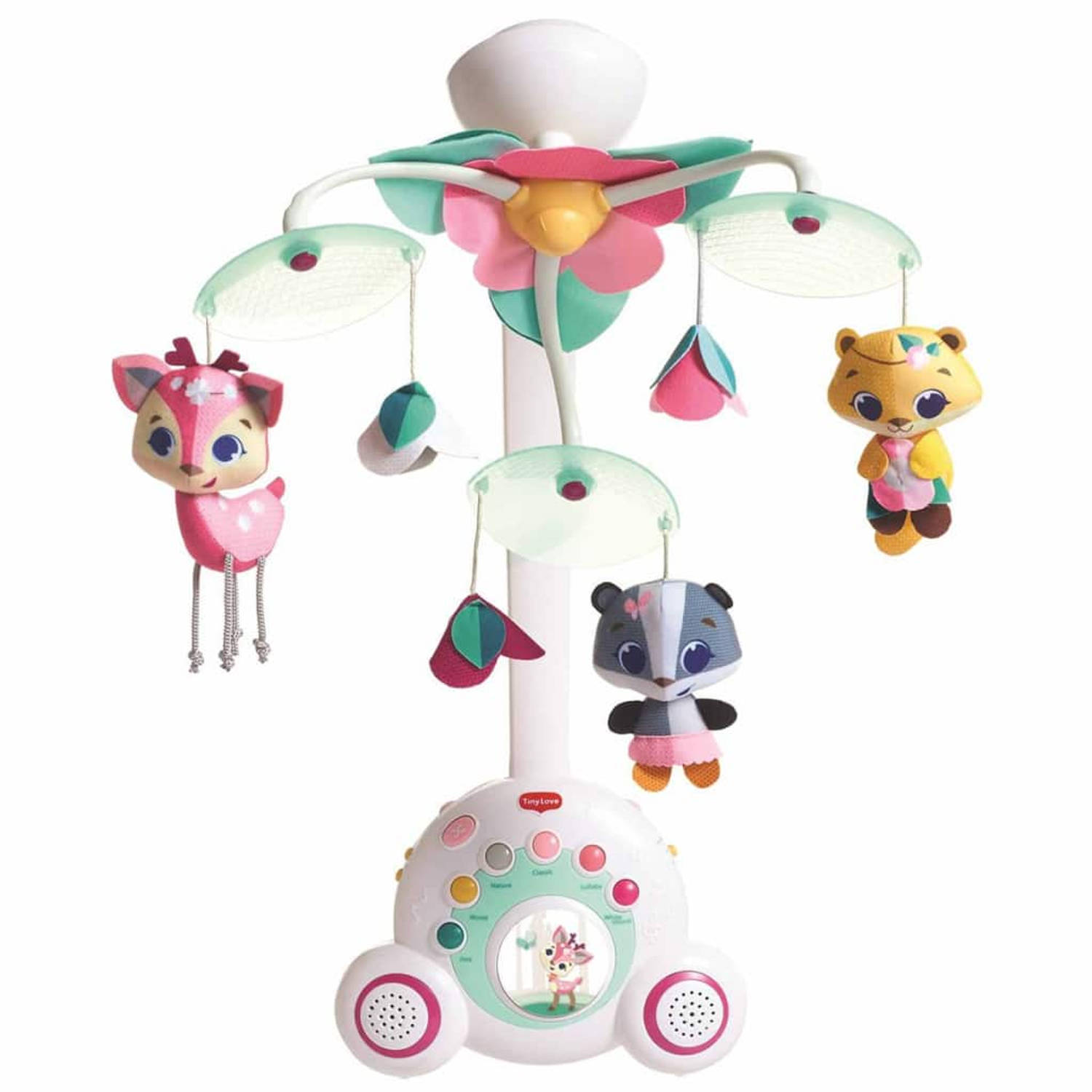 Tiny Love Mobiel Tiny Princess Soothe'n Groove 3333130561