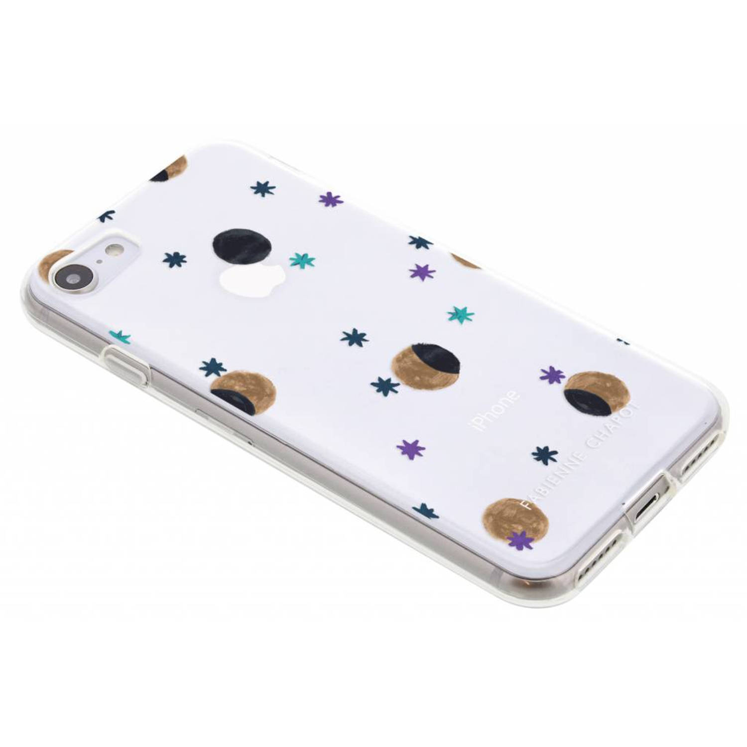 Over The Moon Softcase voor de iPhone 8 / 7