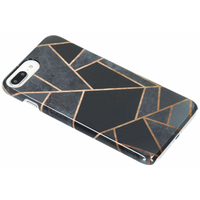 Black Graphic Passion Hard Case voor de iPhone 8 Plus / 7 Plus / 6(s) Plus