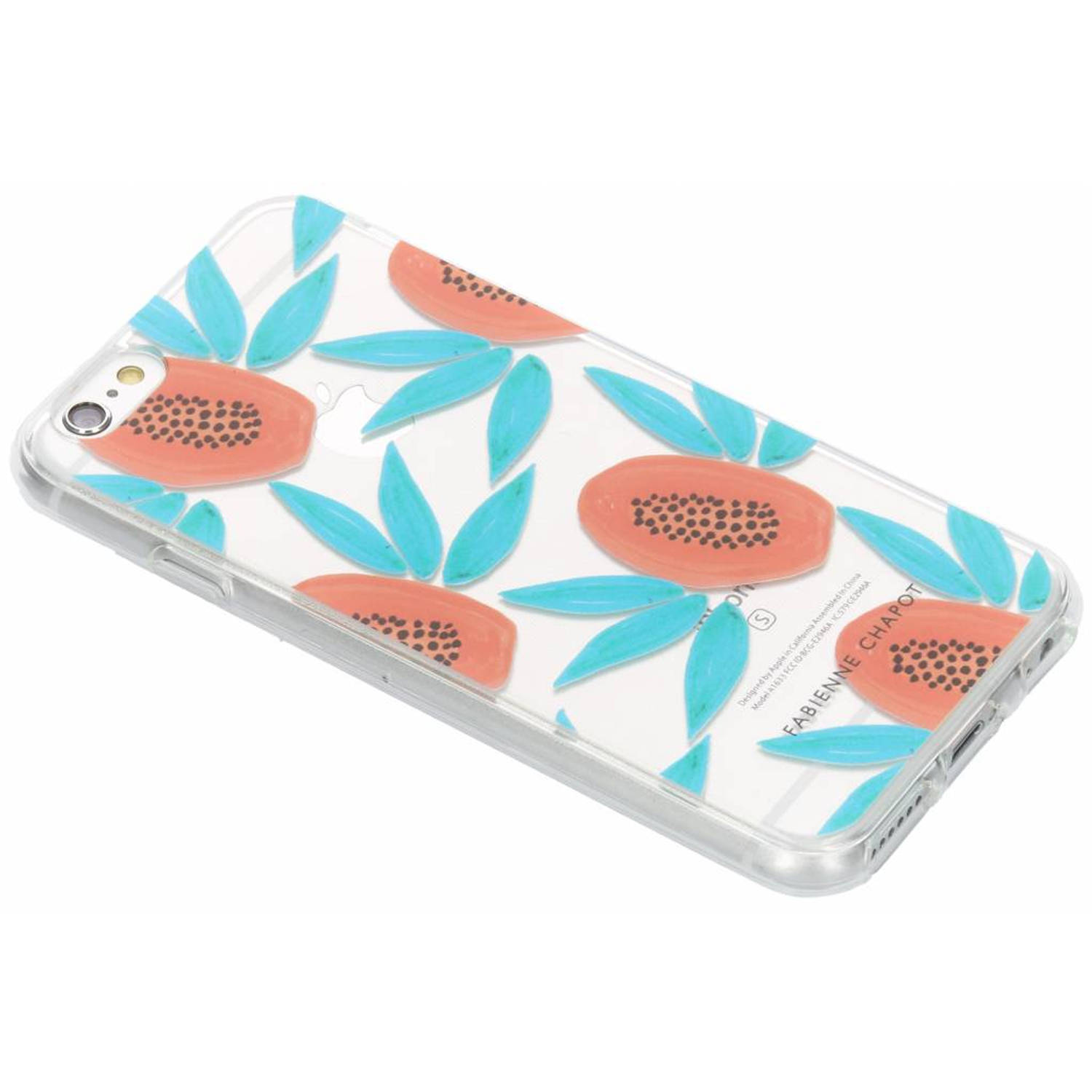 Papaya Softcase voor de iPhone 6 / 6s