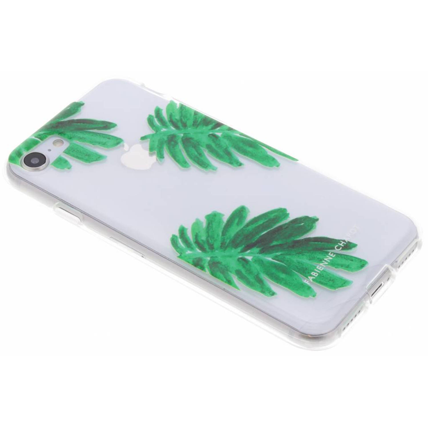 Citrus Leaf Softcase voor de iPhone 8 / 7