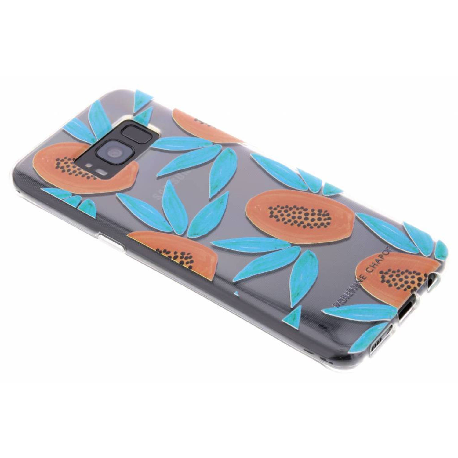 Papaya Softcase voor de Samsung Galaxy S8
