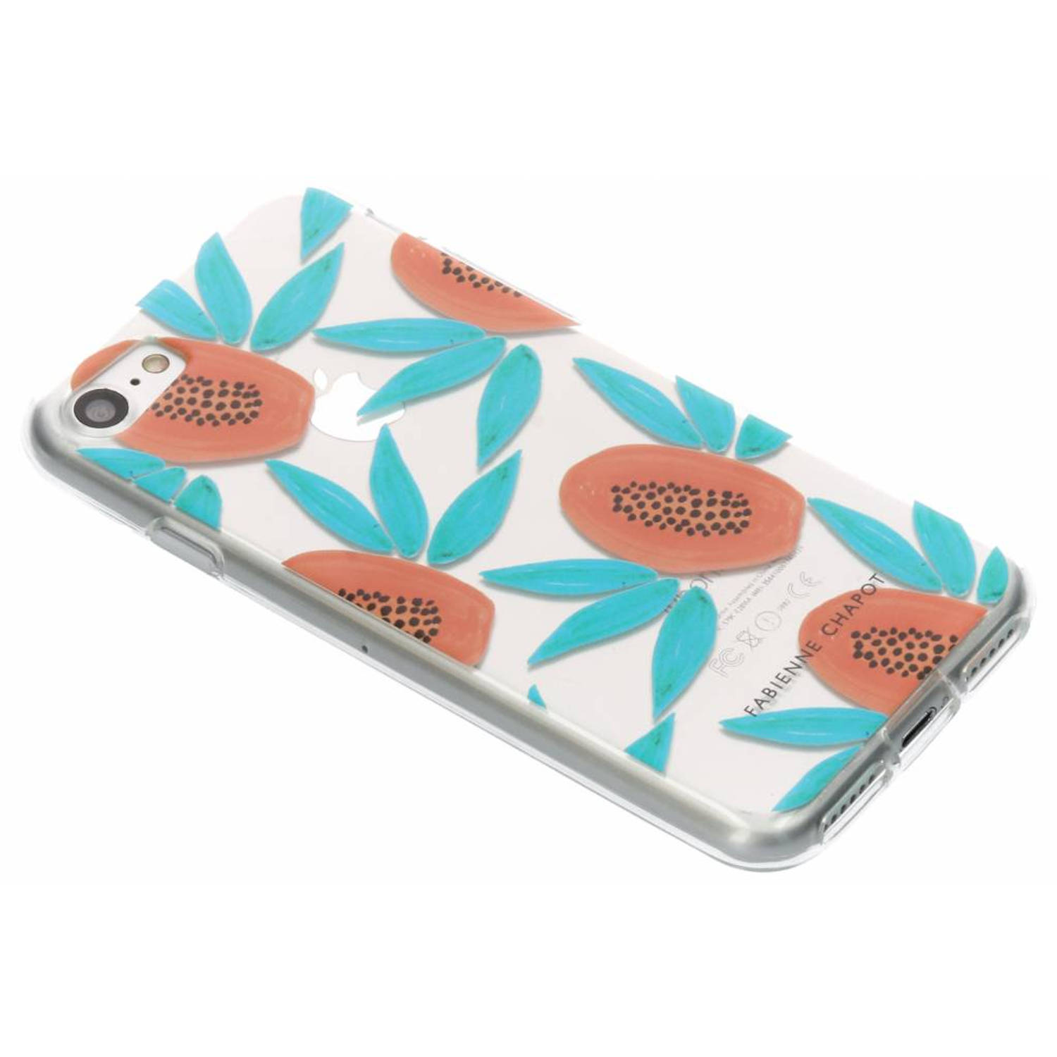 Papaya Softcase voor de iPhone 8 / 7