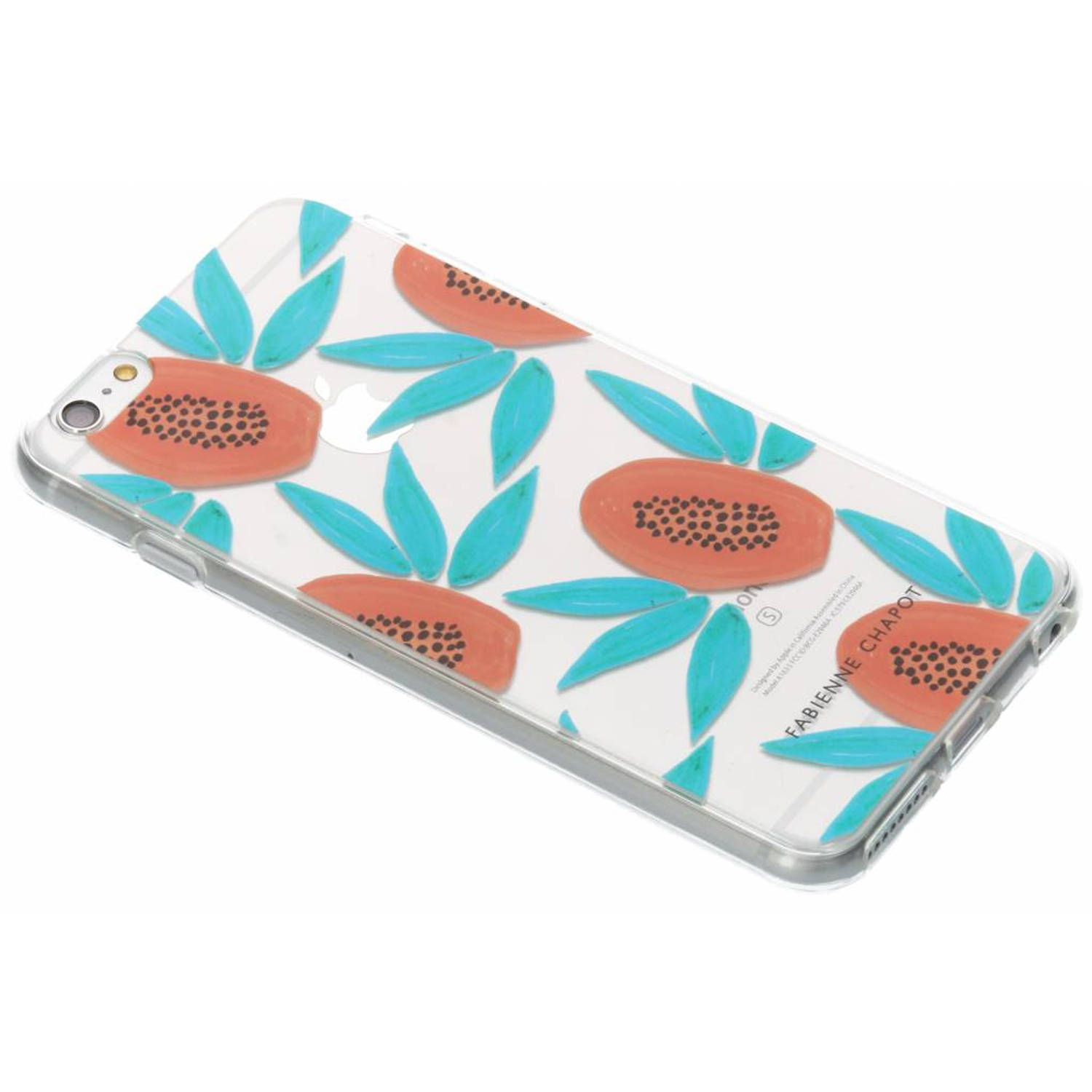 Papaya Softcase voor de iPhone 6(s) Plus
