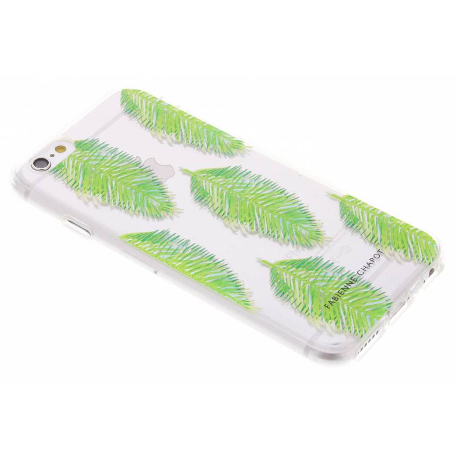 Blue Lagoon Softcase voor de iPhone 6(s) Plus