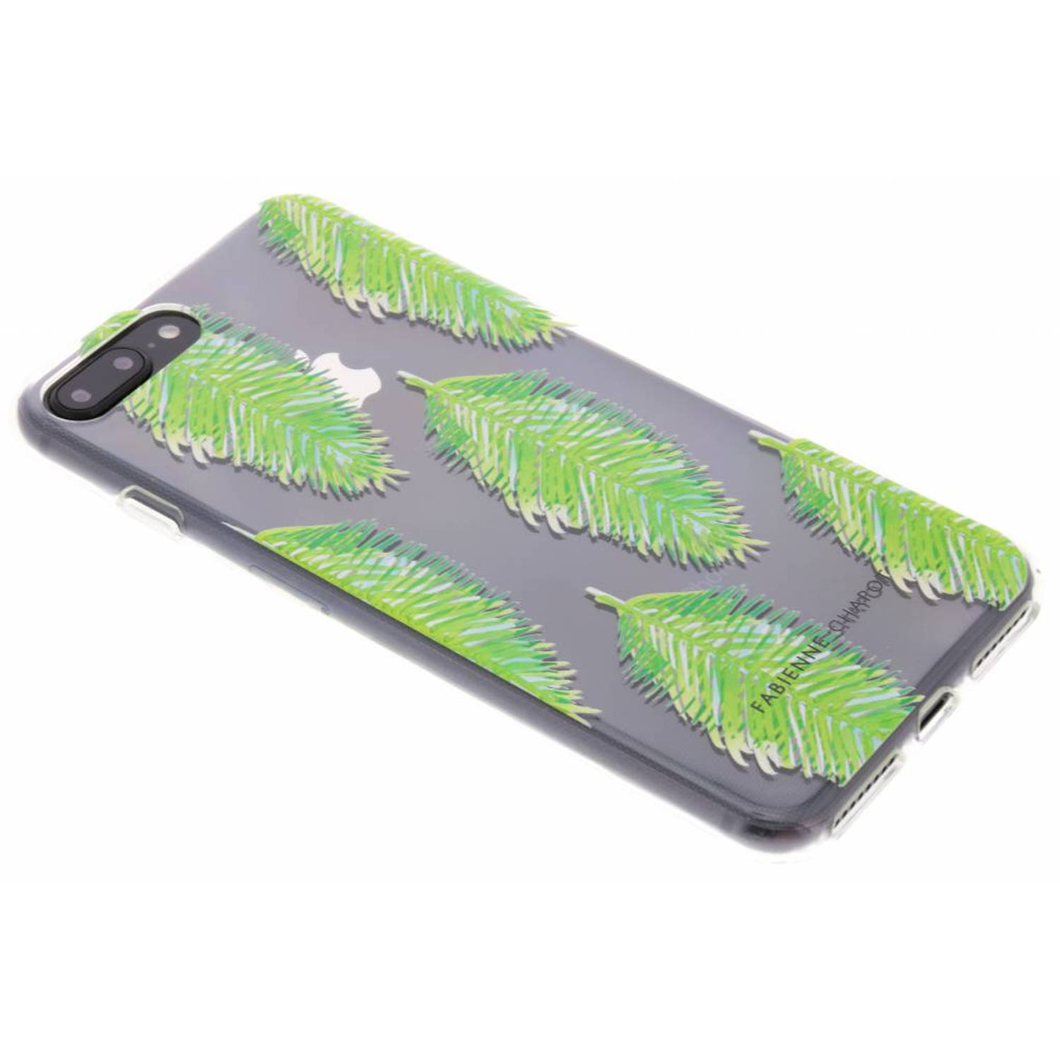 Blue Lagoon Softcase voor de iPhone 8 Plus / 7 Plus
